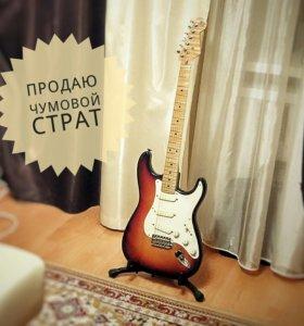 Гитара профессионального уровня!