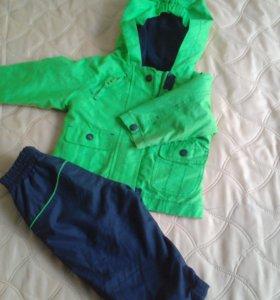 Куртка и штаны осень весна