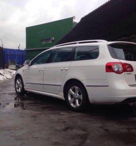 Volkswagen passat b6 2010г