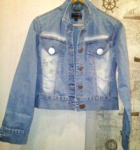 Куртка джинца