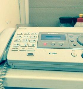 Телефон факс