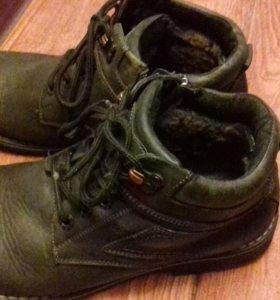 Ботинки мужские - зима