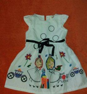 НОВОЕ платье 4-5 лет