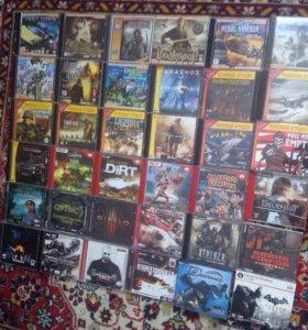 Лицензионные диски на PC