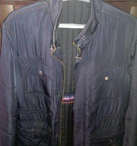 Куртка демисезонная 46 р-р