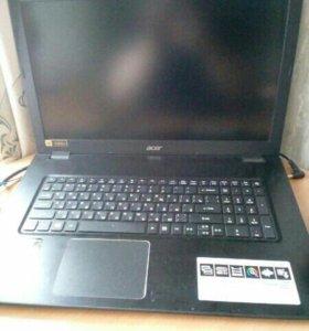 Ноутбук Acer E5-774G-73ZB Возможен разумный торг.