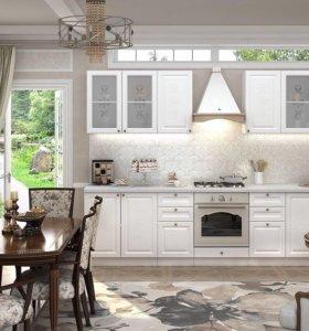 Кухня Белый Софт