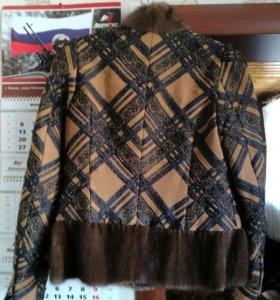 Куртка индивидуального пошива возможен торг