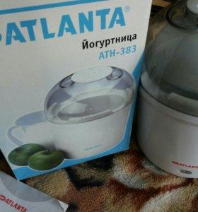 Йогуртница новая