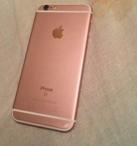 iPhone 6s rose gold(16Gb)