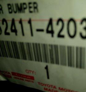 Бампер передний Toyota RAV 4 новый кузов