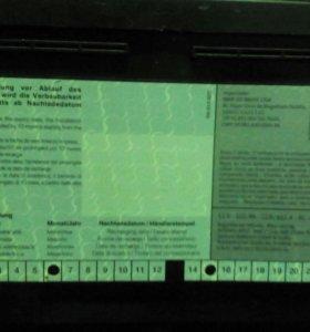 Аккумулятор 12 в. 950А.Ч.