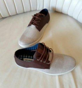 Новые ботинки Ben Sherman
