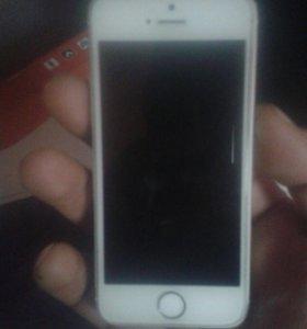 Продаю айфон 5s 16 гб можно ещё обмен айфон 6s 64г