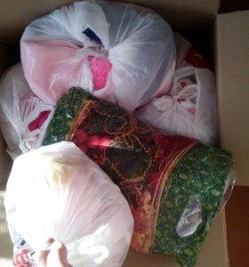 Детские вещи пакетами