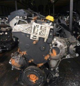 Мотор 2.2 G9T Renault Master, Espace, Laguna