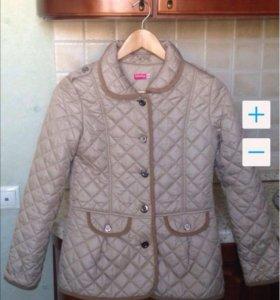 Куртка стёганая.