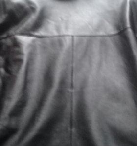 Куртка мужская кожа мягкая