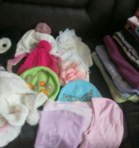 Вещи пакетом для девочки от 3 лет