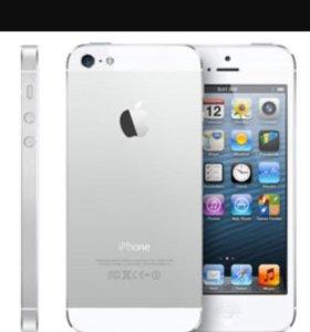 Продам айфон 5s на 16 гигов