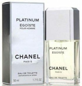 "Chanel ""Platinum Egoiste"""