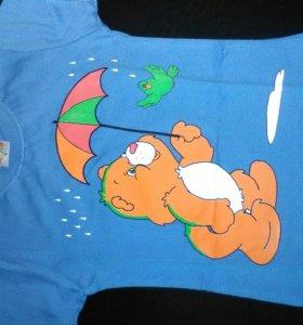 Новые футболочки