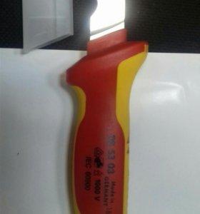 Нож зачистной Книпекс