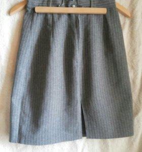 Пиджак-платье и юбка