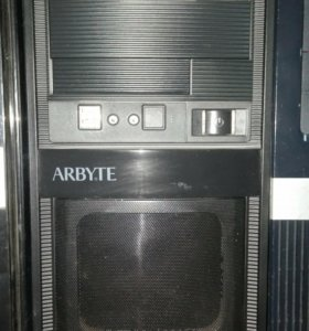 Компьютер на AMD