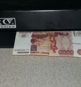 Детектор для проверки денег