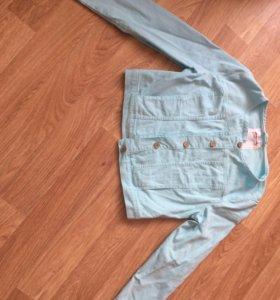 Джинсовая курточка!