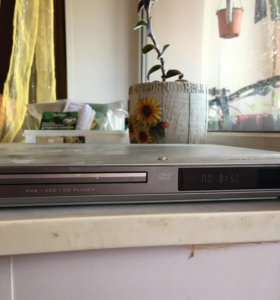 DVD проигрыватель LG