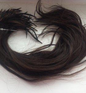 Волосы натуральный для наращивания