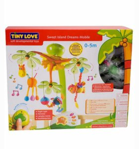 Музыкальный мобиль TINY LOVE
