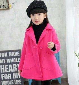 Новое Пальто детское весна-осень✔