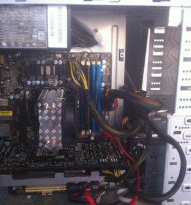 Intel Core i7+видеокарта