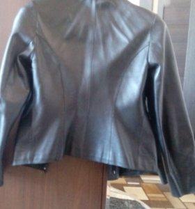 Куртка кожная