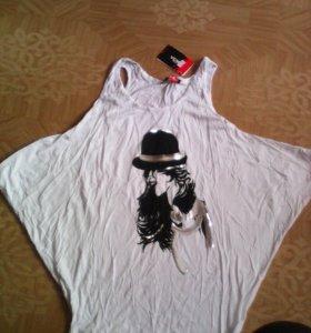 футболка 46р