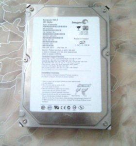 Жесткий диск 200 гб