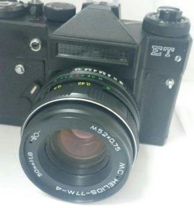 Фотоаппарат Зеркальный Zenit-ET