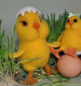 Цыплята на пасху