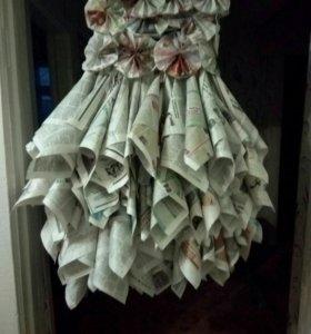 Авангард платья