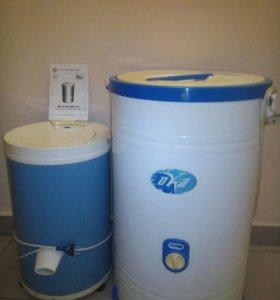 Продам стиральную машину ОКА и центрифугу ФЕЯ.