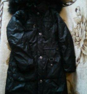 Куртки осень-зима р-р 44-46