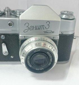 Фотоаппарат Зенит 3