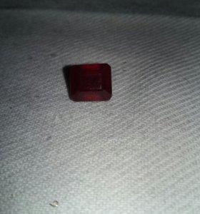 Рубин натуральный