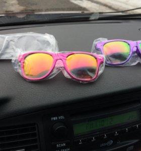 Солнечные очки))