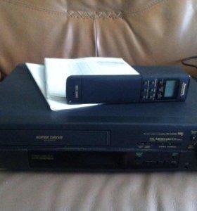 Видеомагнитофон PANASONIC NV-HD-100EE