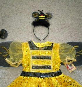 Костюм пчелки напрокат