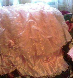 Платье. Карсет + юбка.